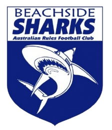 Beachside Sharks Logo