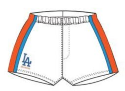LA Dragons Shorts