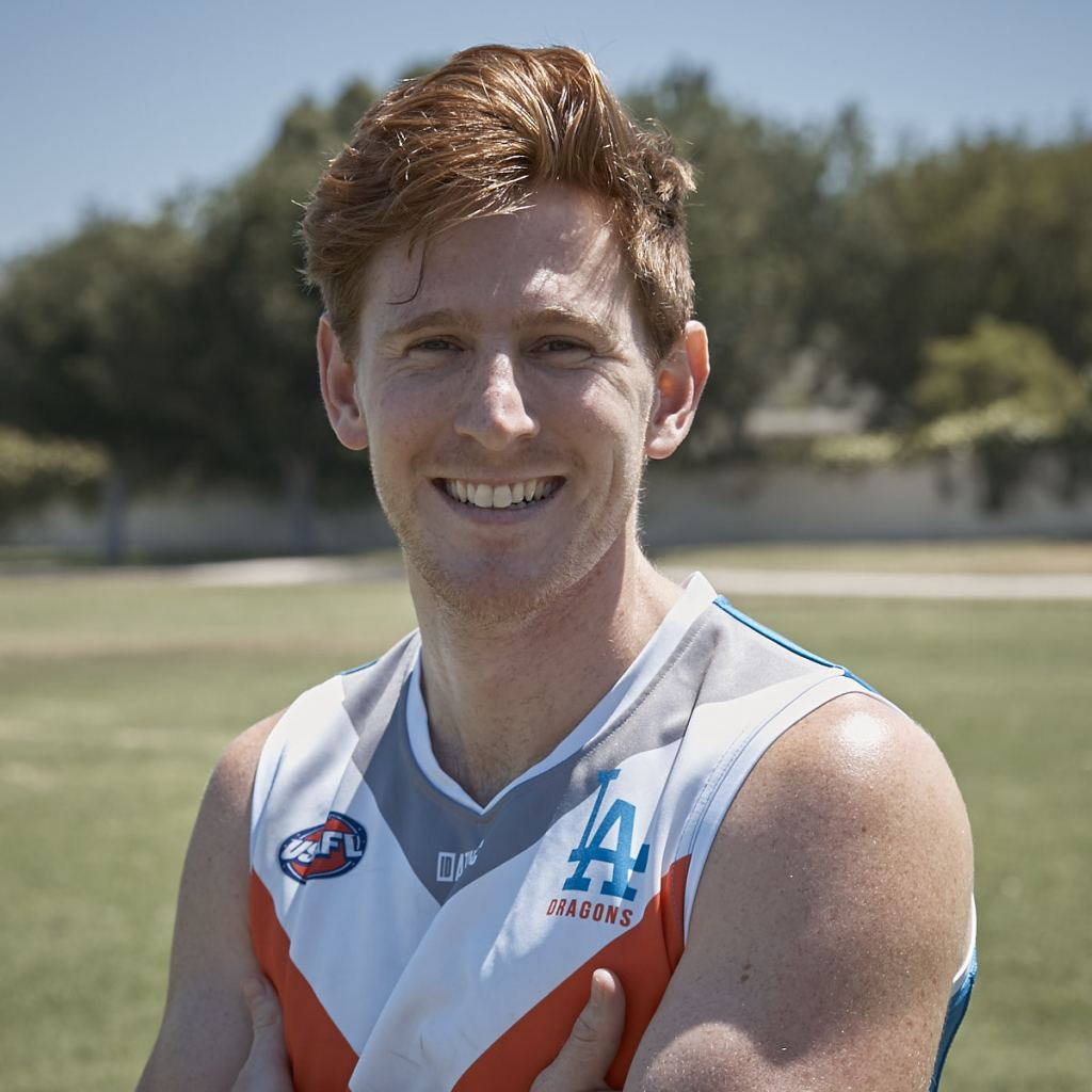 Director of Communication - Lachie Macpherson