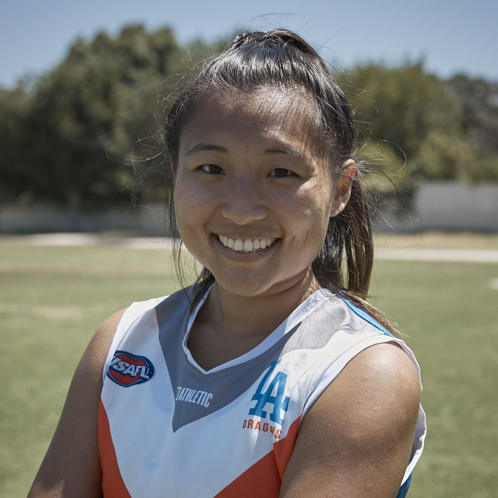 Director of Womens Football and Facilities - Aileen Yoon