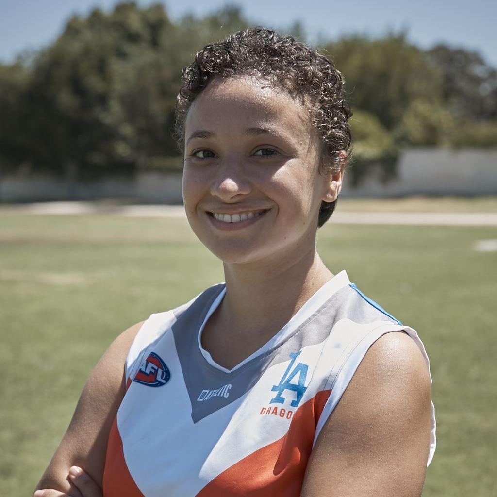 Director of Women's Football Recruitment - Lani Silvio