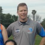 Andy Moulden - Women's Assistant Coach