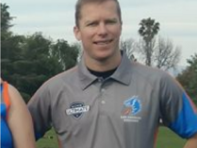 Andy Moulden - Women's Assistant Coach