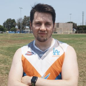 Allister Loughran LA Dragons