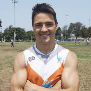 Ryan McGettigan LA Dragons