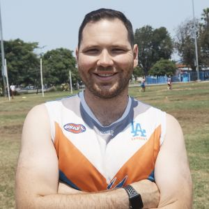 Nick Shuttleworth LA Dragons