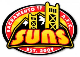 Sacramento Suns Logo